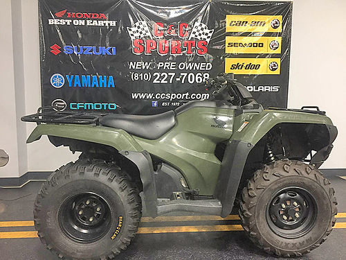 2014 HONDA FourTrax Rancher ES 4x4 performance comfort function and style only 4999For more i