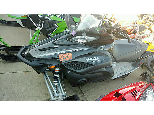 2012 YAMAHA Vector low miles asking 8490