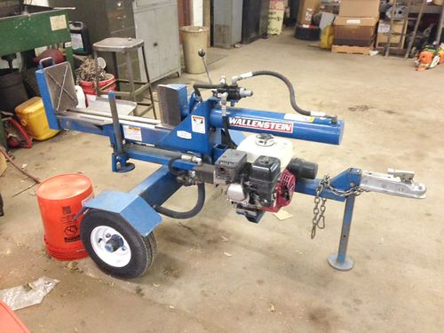 WALLENSTEIN WX540 Wood Splitter call for details 1750 866-574-9909