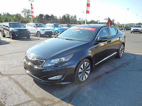 2013 KIA Optima SX J3450A save thousands all the bells and whistles 15691
