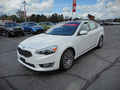 2014 KIA Cadenza Premium J101268 this is the one great price great car only 19889