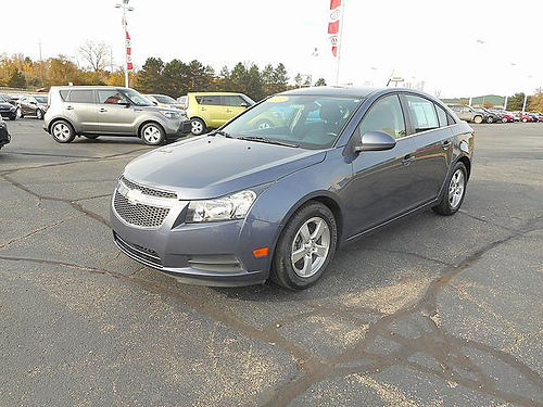 2014 CHEVY Cruze 1LT J101321 very clean one owner doesnt like to stop at the gas station 11