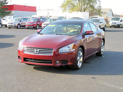 2009 NISSAN Maxima HC009A 35L V8 FWD MP3 62k miles 238month for 60 months or 12788