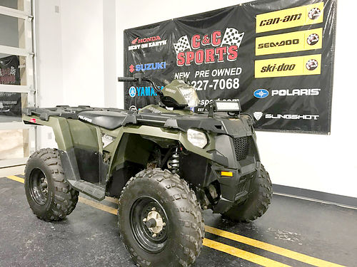 2016 POLARIS Sportsman 570 EPS only 129 miles best financing in the state only 5799For more inf