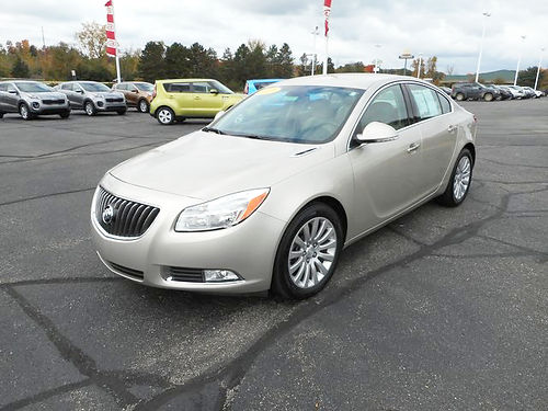 2013 BUICK Regal Premium J101317 new look for the used price 15526