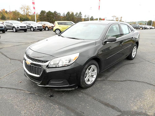 2014 CHEVY Malibu LS J101325 one owner low miles low price 13996