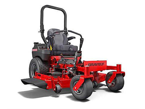 GRAVELY Pro-Turn 460 9922830 demo 60 fabricated deck 33hp Yamaha EFIGAS X-Factor II deck 60