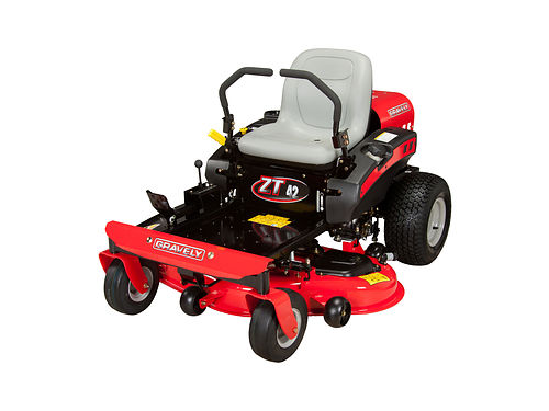 GRAVELY ZT42 915212 Zero Turn demo 22 hp 2 cylinder gas Kohler 7000 Pro v-twin gas engine high b