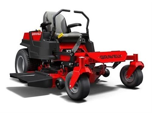 GRAVELY ZT-X-42 915172 Zero Turn demo 24hp 2 cylinder Kohler 7000 Pro V with smart choke adjust