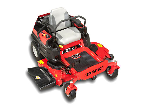 NEW Gravely ZTX52 zero turn 25HP 2 cylinder Kohler Pro 52 deck twin hydro design 48 months 0