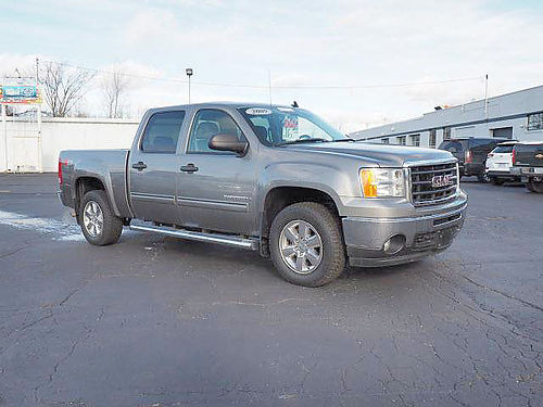 2009 GMC Sierra 1500 SLE J11700 4x4 Z-71 package extra clean 16988