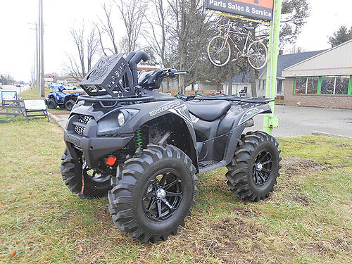2015 KAWASAKI Brute Force 750 4x4i EPS black only 342 miles A DREAM ON FOUR WHEELS only 7499
