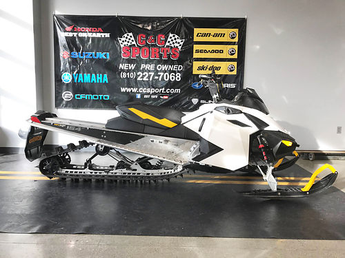 2012 SKI-DOO Summit SP E-Tec 80R 154 only 3166 miles only 7899For more information contact our