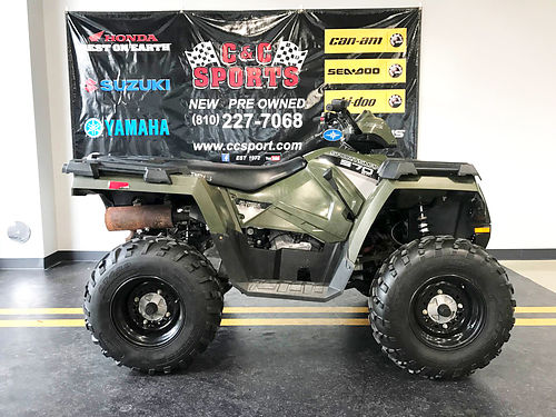 2014 POLARIS Sportsman 570 EFI only 1575 miles only 5499For more information contact our interne