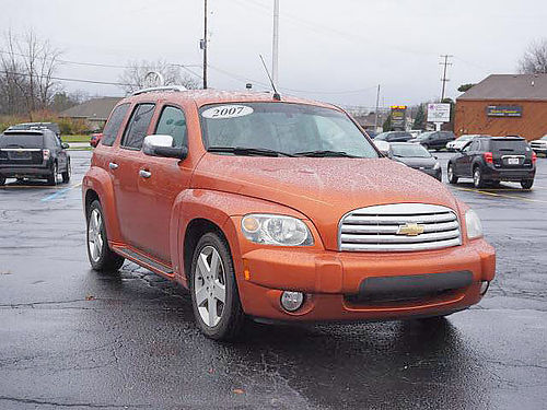 2007 CHEVY HHR LT 536319 extremely low miles 7600