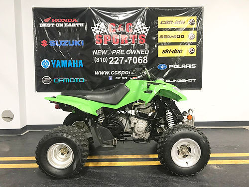 2015 ARCTIC Cat DVX 300 only 50 hours only 3199For more information contact our internet special