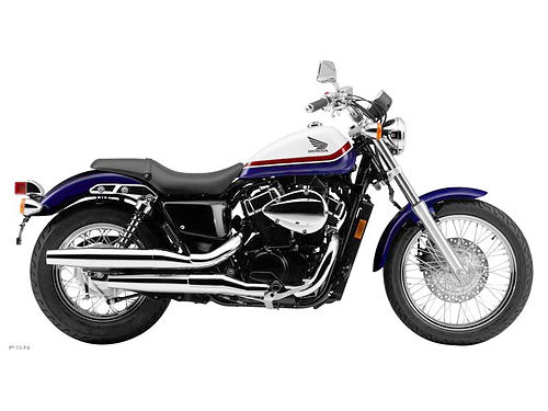 2011 HONDA Shadow RS 750 a heavy dose of old-school roadster thrown in 0 down financing available