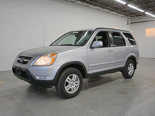 2003 HONDA CR-V only 90073 miles 6488