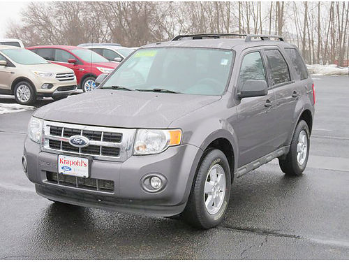 2009 FORD Escape XLT HU013 4x4 6 cylinder keyless entry 78k miles 231month for 60 months or