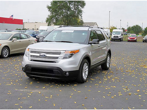 2013 FORD Explorer XLT HT059A 35L V6 45k miles FWD automatic 396month for 72 months or 24