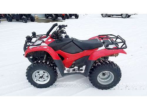 2013 HONDA FourTrax Rancher 420cc 4x4 clean 4999