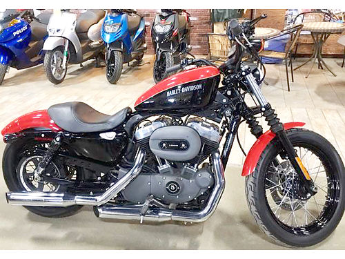 2011 HARLEY-DAVIDSON Sportster 1200 this bike has a vintage motorcycle look 0 down financing avai