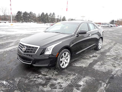 2013 CADILLAC ATS J101385 one owner save thousands all the bells and whistles 15236