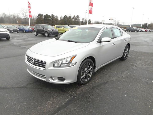 2012 NISSAN Maxima S J3890A one owner sunroof great look great price 16399
