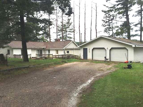 2325 TOWNLINE Lake Road Harrison - 4 bedroom 2 baths 3 wooded lots totaling 365 acres overlookin