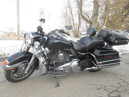 2009 HARLEY-DAVIDSON Road King Touring gorgeous bike long haul comfort low miles only 8999