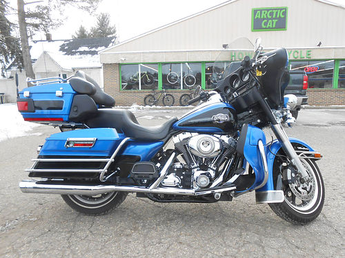 2008 HARLEY-DAVIDSON Ultra Classic Electra Glide amazing bike in excellent condition 11499