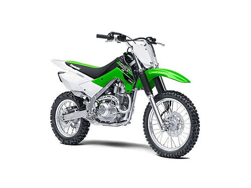 2015 KAWASAKI KLX140L 144cc off road new condition only 3399