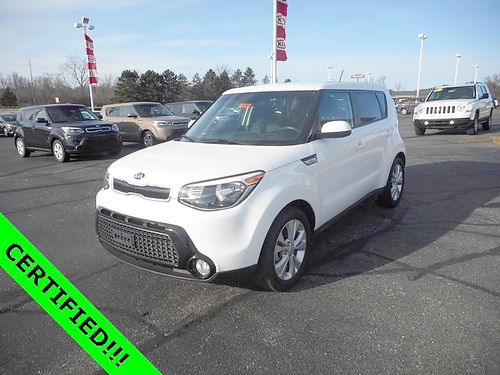 2016 KIA Soul Plus J101330 certified priced to sell 15574