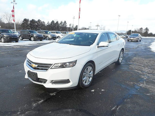 2016 CHEVY Impala 2LT J101375 V6 leather great look 17952