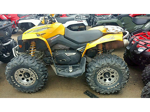 2007 CAN-AM Renegade 800 skid plates and more only 3895