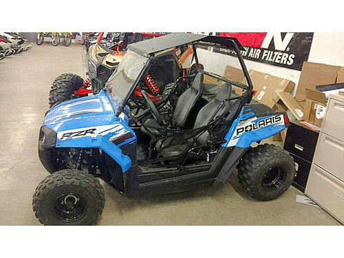 2015 POLARIS RZR170 EFI top front  rear glass get the kids riding for only 3495