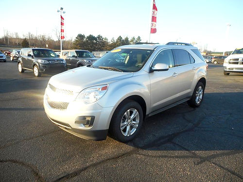 2014 CHEVY Equinox LT J101364 one owner low miles priced to sell 15696