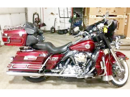 2002 HARLEY Davidson Ultra Classic Electra Glide factory installed security system ask for James o