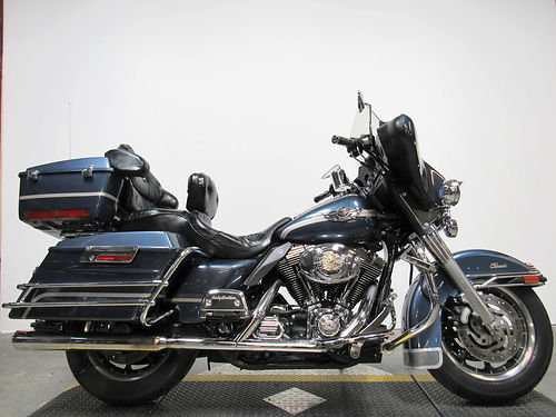 2003 HARLEY-DAVIDSON Electra Glide Classic gun metal gray 7400 for more info email leadsdp360cr