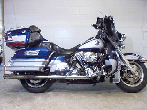 2000 HARLEY-DAVIDSON Ultra Classic sinister blue pearl 6999 Email leadsdp360crmcom or call