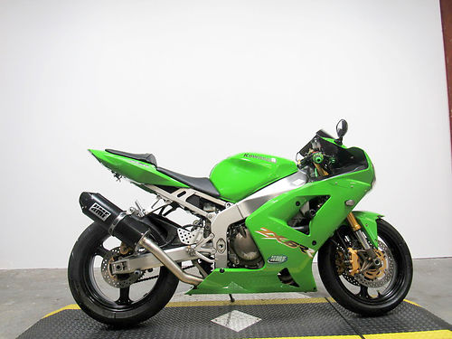 2003 KAWASAKI ZX-6R only 14741 miles 3900 for more info email leadsdp360crmcom or call