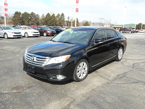 2012 TOYOTA Avalon Limited J101442 sunroof leather priced to sell 14494