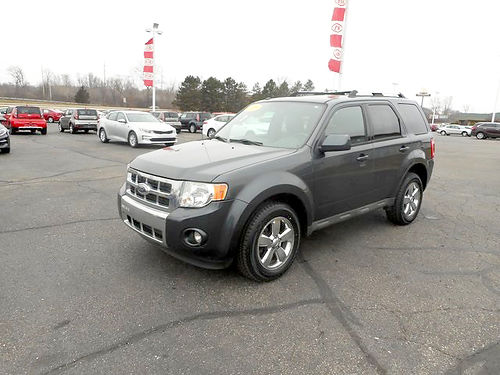 2009 FORD Escape Limited J3797A 30L V6 great price only 8712