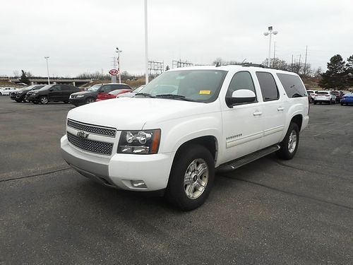 2010 CHEVY Suburban 1500 LT J3665A Z-71 leather loaded 19974