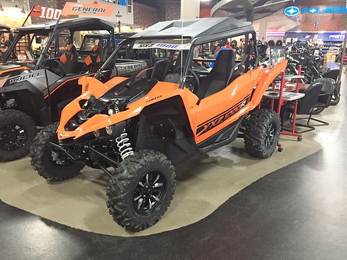 2016 YAMAHA YXZ 1000 save over 6k while it lasts 1000cc of fun full factory warranty 0 for 6 m