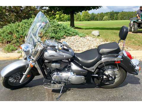 2009 SUZUKI Boulevard C50T special edition cruiser extremely affordable must see ask for James o