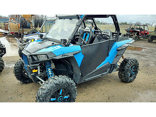 2015 POLARIS RZR 1000 XP top lights and more low miles excellent condition 15495