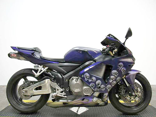2006 HONDA CBR600RR only 16k miles nice bike only 4999 Email leadsdp360crmcom or call