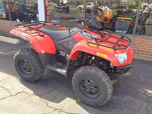 2016 ARCTIC Cat 500 TW16 4x4 only 4999