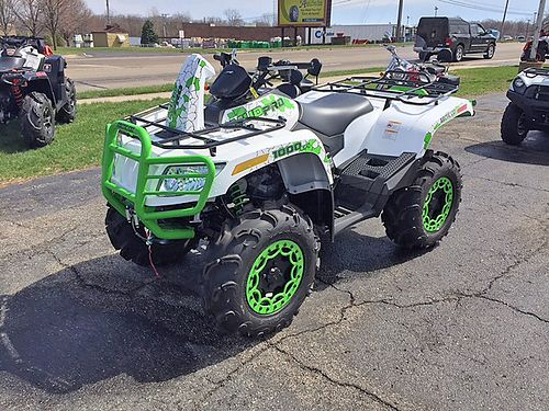 2016 ARCTIC Cat MudPro 1000 TW28 only 9999